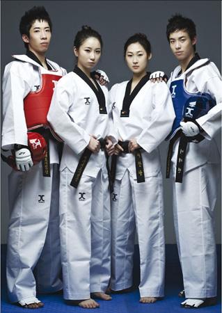 Taekwondoanzüge