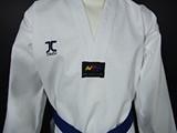 TKD Uniform JCalicu Champion