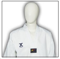 TKD Uniform Kyorugi Traditional Twill