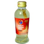Ginseng-Getränk mit ganzer Wurzel