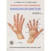 """Buch: """"Koreanische und Chinesische Handakupunktur"""" (Dr. You Song Mosch-Kang und Dr. Gertrude Kubiena)"""